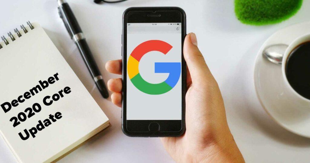 google, google core update, update, serp