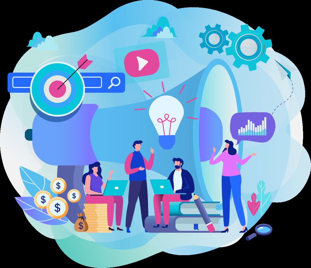 Soluciones y Estrategias de Marketing Digital